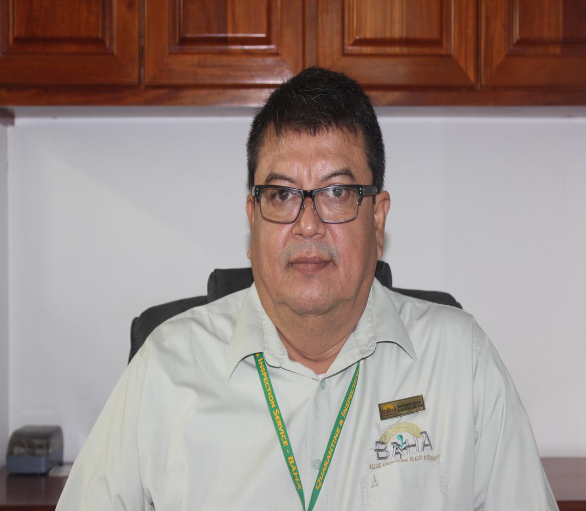 Mr. Margarito Garcia