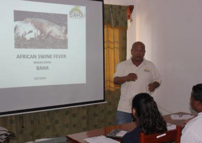 African Swine Fever Training